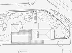 Drawing environment (plan) Mies Van Der Rohe The Barcelona Pavilion 1929 International exhibition, Barcelona (German Pavilion) Pavilion Architecture, Modern Architecture, Barcelona Pavillion, Hull House, Ludwig Mies Van Der Rohe, Floor Plans, Modern Houses, Shelter, Design