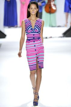 See the complete Nanette Lepore Spring 2012 Ready-to-Wear collection.