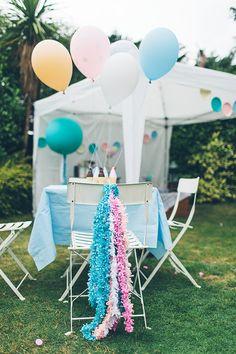 Ice Cream Social birthday party | Abigail Fahey Photography | 100 Layer Cakelet