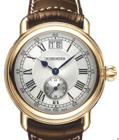 SCHROEDER -  Vintage Gold Chronometer Yellow Gold