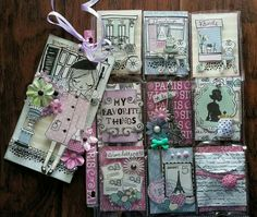 Pocket Letters ❤  Paris