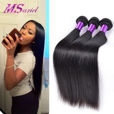 Malaysian Virgin Straight Hair Weave 7a Grade Unprocessed Malaysian Virgin Hair Straight Extension 3 Bundles Human Hair Deals     #http://www.jennisonbeautysupply.com/    http://www.jennisonbeautysupply.com/products/malaysian-virgin-straight-hair-weave-7a-grade-unprocessed-malaysian-virgin-hair-straight-extension-3-bundles-human-hair-deals/,                  #hairinspo #longhair #hairextensions #clipinhairextensions #humanhair #hairideas #hairstyles #extensions #prettyhair…