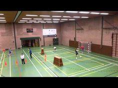 STML Handbal Schijnbeweging - YouTube