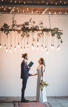 Industrial Chic Wedding Inspirations at The Arches - BLOVED Blog