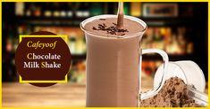 Chocolate Milk Shake at nearest Cafe Yoof Store Chocolate Milkshake, Flavored Milk, Store, Tableware, Dinnerware, Dishes, Business, Shop, Storage