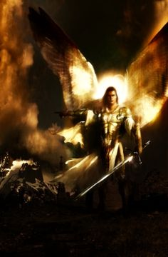 SERAPHIM - Heavenly Counselors  The FIERY or BURNING Ones!