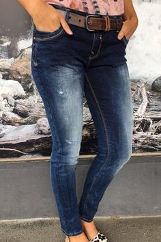 The LTB Fara Jean, Elsie wash perfect denim to dress up or down and so comfortable..