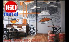Terbaik, Wa 0856-850-3437,  Lukisan Mural Cafe, Lukisan Mural Dinding Cafe, Lukisan Mural Untuk Cafe, Lukisan Menu Cafe, Lukis Shisha Café Info Dan Pemesanan Hubungi: 0856-850-3437 ALAMAT: RUKO NITTO TERRACE JL.MASJID RAWA BACANG RT 08/14 KEL.JATIRAHAYU KEC.PONDOK MELATI BEKASI JAWA BARAT