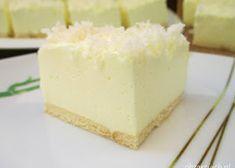 Wiśniowiec bez pieczenia - Obżarciuch Polish Recipes, Polish Food, Homemade Cakes, Vanilla Cake, Feta, Oreo, Cheesecake, Cooking Recipes, Tasty