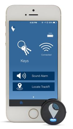Phone StickR TrackR | i need dis now!