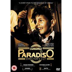 Nuovo Cinema Paradiso (1998) / Otra película que vale la pena ver y ver y ver otra vez