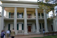 The Andrew Jackson Hermitage: Mansion, Museum, and Chocolate! #chocolatehistory