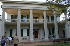 The Andrew Jackson Hermitage: Mansion, Museum, and Chocolate! #chocolatehistory