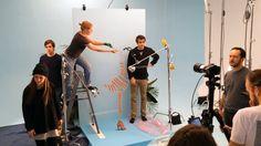 Making of the Metamorphose video!