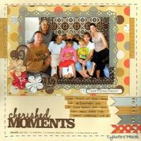 A Project by Lynette11 from our Scrapbooking Gallery originally submitted 07/29/12 at 09:49 AM