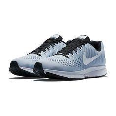san francisco c0221 2d3aa Nike Air Zoom Pegasus 34 TB Men Shoes Pure Platinum White Black Size 11.5   air