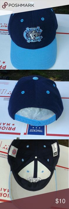Selling this Carolina Tar Heels Boys Baseball cap on Poshmark! My username is: alicesales. #shopmycloset #poshmark #fashion #shopping #style #forsale #Puma  #Other