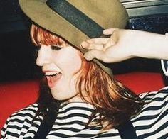 I can wait to see Flo Welch from Florence and the Machine in concert on May 2nd <3