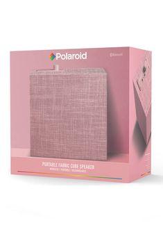 Party Speakers, Bluetooth Speakers, Wireless Headphones, Portable Mini Speaker, Passive Subwoofer, Cube, Polaroid, Room Decor, Tech