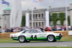 1977 Jaguar XJS Trans-Am-2015 Goodwood