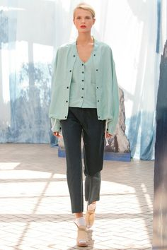 TOTALLY IN LOVE WITH Creatures of Comfort Spring 2014 Ready-to-Wear Collection Slideshow on Style.com