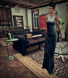 Virtual NightMare Styling: *GLITTER* INNUENDO For Swank Event