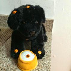 Teeboo Kiddoo Interactive Puppy Plush