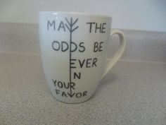 Hunger Games Coffee Mug - Things i want!