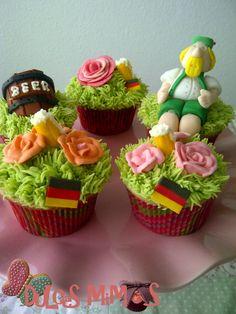 cupcakes presentación