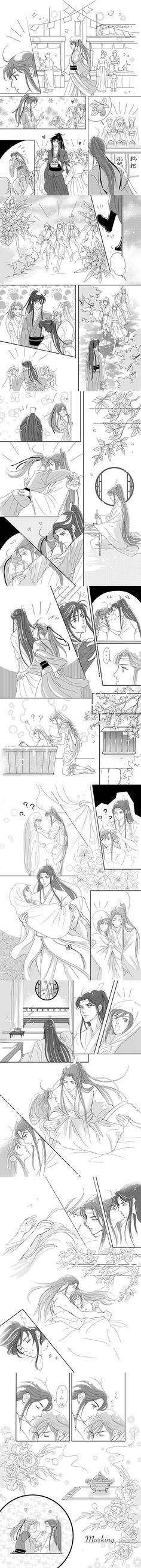 Anime Boy Long Hair, Mpreg Anime, Link Meme, Chibi Sketch, Hetalia Funny, Chinese Cartoon, Fantasy Art Men, The Grandmaster, Anime Eyes