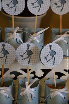decoração chá de fraldas