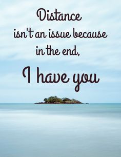 Distance Isn't An Issue. Tap to see more Long Distance Relationship quotes! Long Distance Love Quotes, Long Distance Relationship Quotes, Relationship Tips, Distance Relationships, Marriage Life, Distant Love, Romantic Love Quotes, Relationships Love, Healthy Relationships