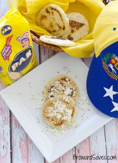 <strong>   Anise Flavored Arepa Recipe  </strong> Today September 13th we celebrate #DiaMundialDeLaArepa or World Arepa Day. Venezuelans across the world unite to cook and eat Arepas. If you're not familiar with them here's a little info: Arepas are small corn cakes made with Maize Meal (or corn flour), so they are naturally Gluten Free. In Venezuela Arepas are filled with various food items like cheese, beef, c...