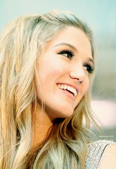 You must hear her laugh! :) <3