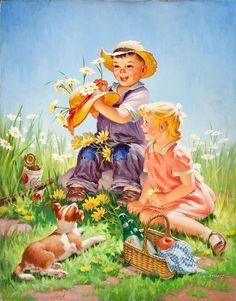 belles images d'enfants
