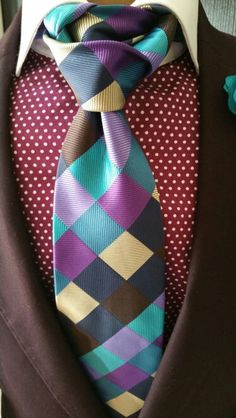 The Parson XL necktie from The Corvan Collection www.thecorvancollection.com