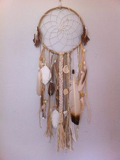 #dreamcatcher by rachael rice  http://rachaelrice.com/art/custom-orders/