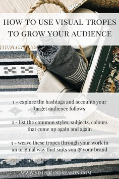 How to use visual tropes to grow your audience