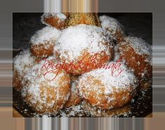 Cake Mix Cookie Recipes, Cake Mix Cookies, No Bake Cookies, Greek Sweets, Greek Recipes, Treats, Baking, Breakfast, Desserts
