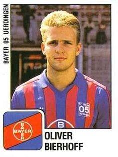Oliver Bierhoff (FC Bayer 05 Uerdingen, 1986–1988, 31 apps, 4 goals)