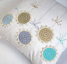 Úžitkový textil - zatúlaná levanduľka... - 4203526_