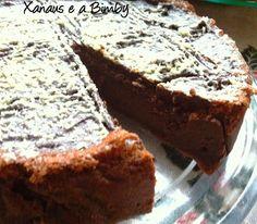 Xanaus e a Bimby: Bolo Supremo de Chocolate na Bimby