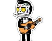A little Day of the Dead Johnny