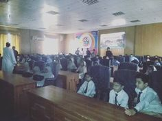 As part of our outreach tour The Little Art in collaboration with City District Govt. organized International Children's Film Festival in Bhakkar South Punjab. The 3-day Festival hosts children from public and private schools of the area.  International Children's Film Festival Bhakkar 2016  #TLAORG #visualculture #film #festival #bhakkar #children #youth #learning #childrencinema #Pakistan