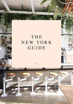 THE NEW YORK GUIDE (ONLINE)