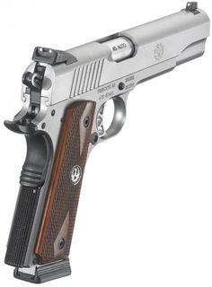 Ruger SR1911...one day, my friend...one day