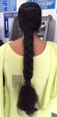 Long Bob Hairstyles, Indian Hairstyles, Braided Hairstyles, Short Braids, Braids For Long Hair, Beautiful Braids, Beautiful Long Hair, Cut My Hair, Hair Cuts