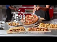 Domino's TV Commercial 2015 – We Changed Our Name - YouTube