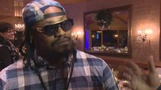 Seahawks Marshawn Lynch opens up about his foundation for kids