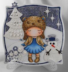 JenniferD's Blog: La-La Land Crafts - Winter Inspirational Photo